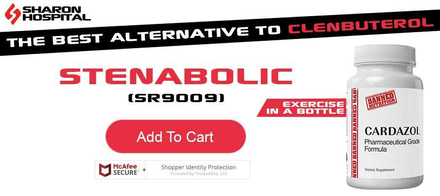 best alternative to clen - stenabolic