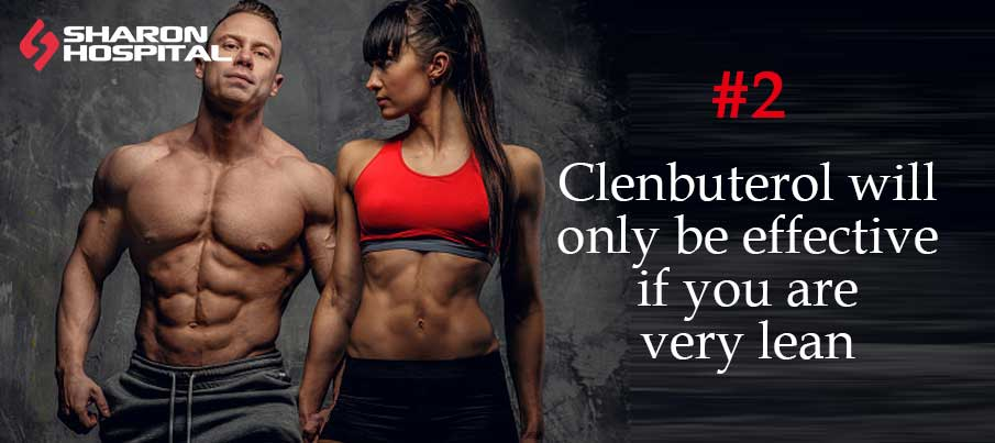 clenbuterol effects