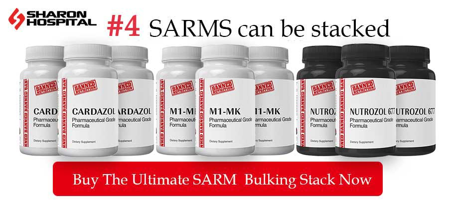 sarm cycle and stack