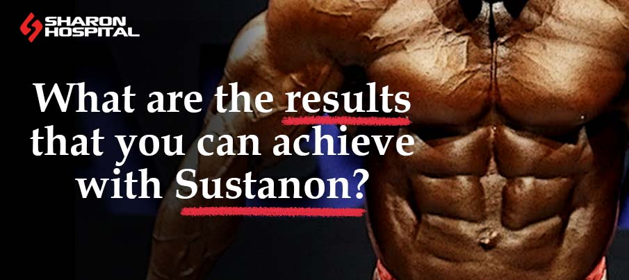 Sustanon 250 results before and after